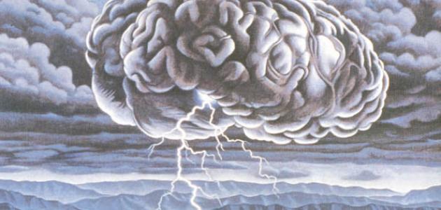 صورة جديد نقص السيروتونين في الدماغ