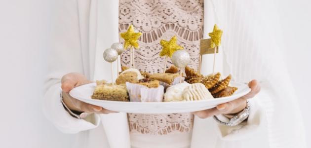 صورة جديد طريقة صنع بسكويت العيد
