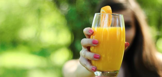 صورة جديد فوائد عصير البرتقال للبشرة الدهنية