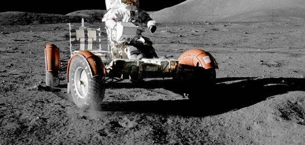 صورة جديد معلومات عن سطح القمر