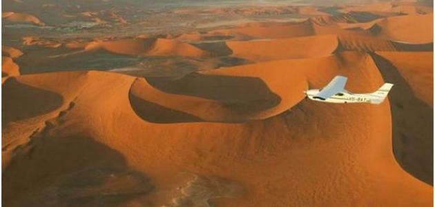 صورة جديد أين تقع صحراء فكتوريا