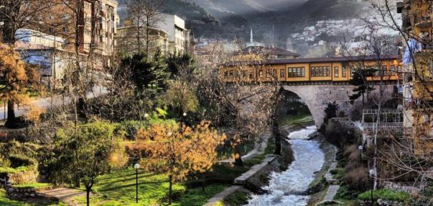 صورة جديد مدينة بورصة التركية