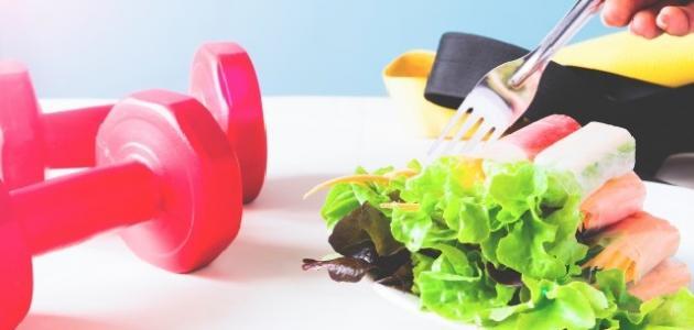 صورة جديد زيادة معدل حرق الدهون