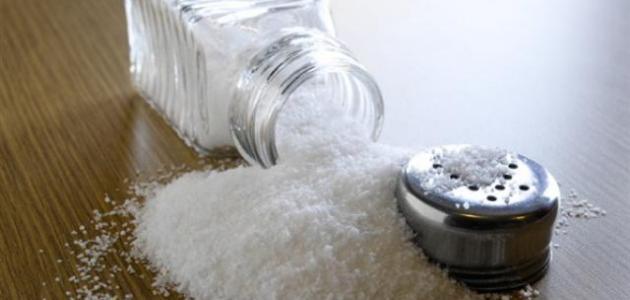 صورة جديد أضرار الملح