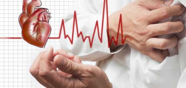 صورة جديد أعراض أمراض شرايين القلب