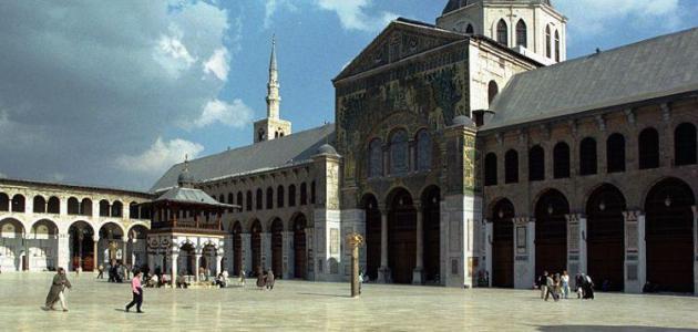 صورة جديد موضوع عن دمشق