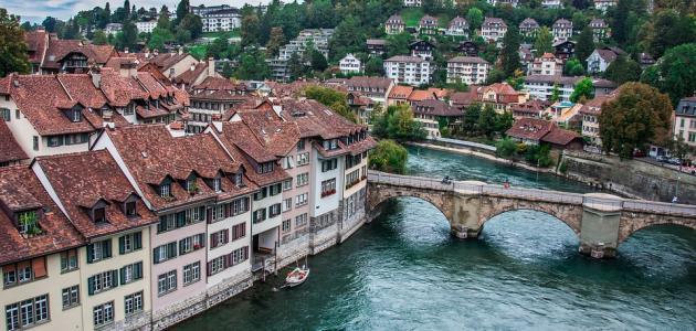 صورة جديد مدن في سويسرا