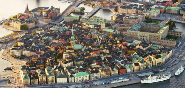 صورة جديد مدن شمال السويد