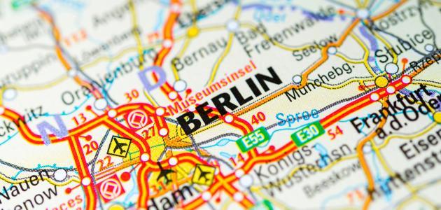 صورة جديد أين توجد برلين