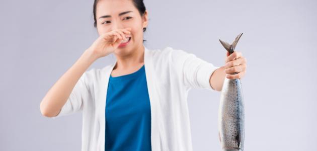 صورة جديد كيف أزيل رائحة السمك من البيت