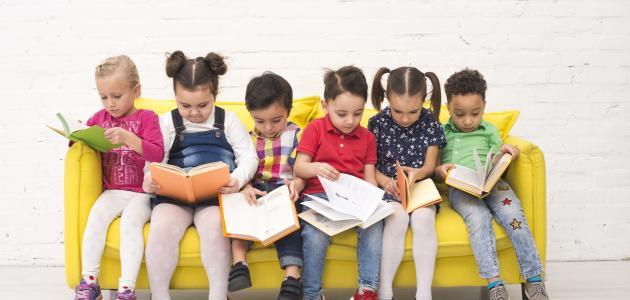 صورة جديد قصص أطفال قصيرة