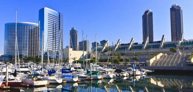 صورة جديد أين تقع سان دييغو