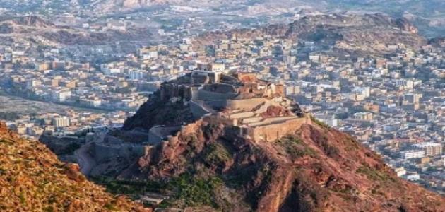 صورة جديد أين تقع مدينة تعز