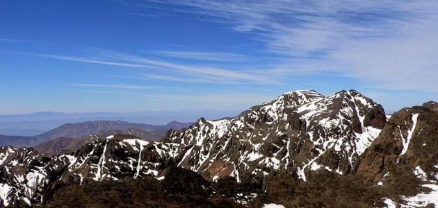 صورة جديد سلسلة جبال الأطلس