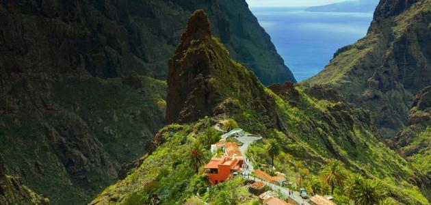 صورة جديد موقع جزر الكناري