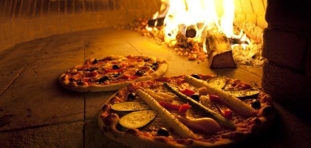 صورة جديد طريقة خبز البيتزا في الفرن