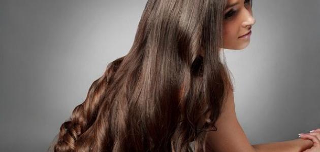 صورة جديد وصفات لجمال الشعر