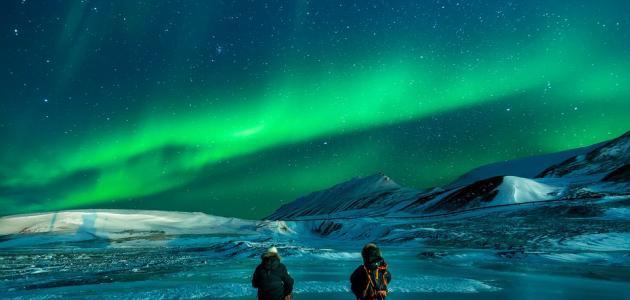 صورة جديد ما هو الشفق القطبي