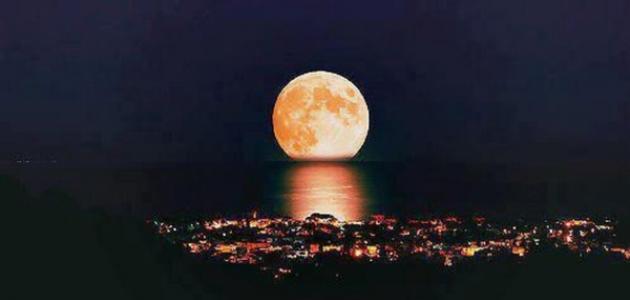 صورة جديد كلام جميل عن الليل