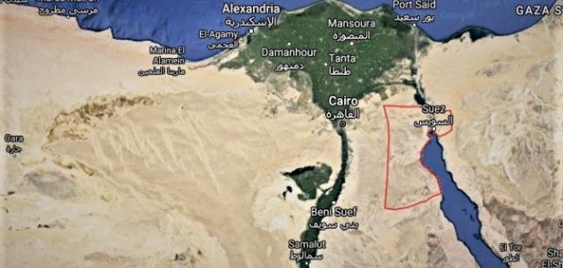 صورة جديد موقع محافظة السويس