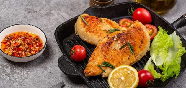 صورة جديد كيفية تحمير الدجاج