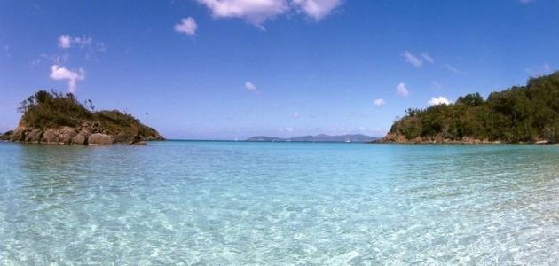 صورة جديد أفضل شاطئ في العالم
