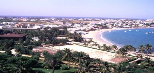صورة جديد أين تقع مدينة داكار