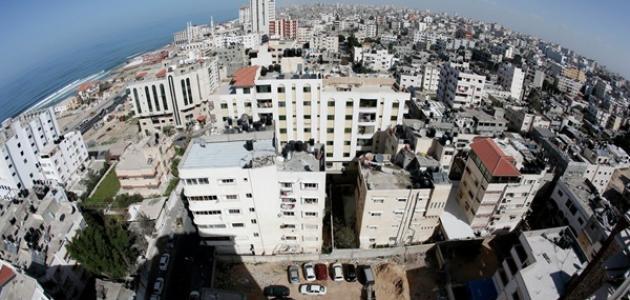 صورة جديد معلومات عن قطاع غزة