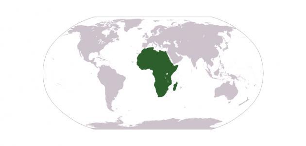 صورة جديد بحث عن قارة أفريقيا