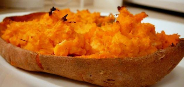 صورة جديد طريقة البطاطا الحلوة