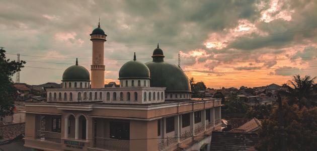 صورة جديد كيف شرع الاذان في الاسلام