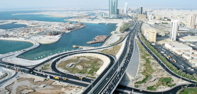 صورة جديد مساحة البحرين وعدد سكانها