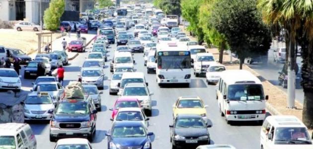 صورة جديد مشاكل وسائل النقل