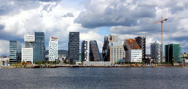 صورة جديد أكبر مدن النرويج