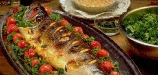 صورة جديد طريقة عمل سمك الهامور