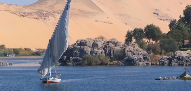 صورة جديد ما عمق نهر النيل