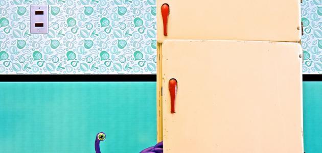 صورة جديد من اخترع الثلاجة