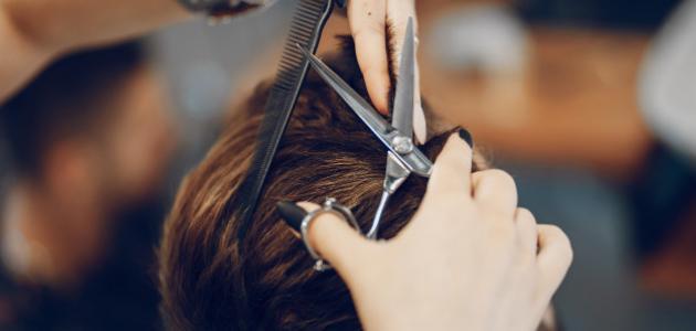 صورة جديد كيفية حماية الشعر من التقصف