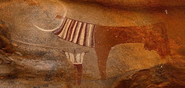 صورة جديد الفن ما قبل التاريخ