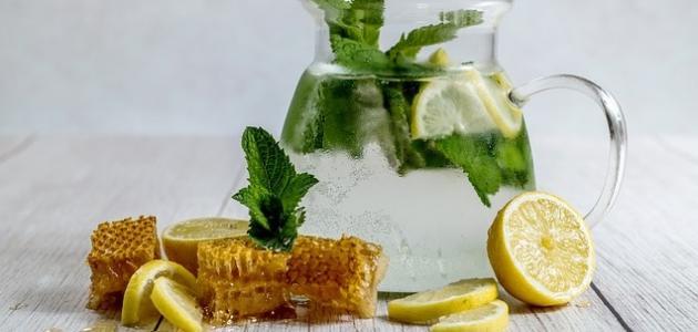 صورة جديد فوائد الماء والليمون على الريق