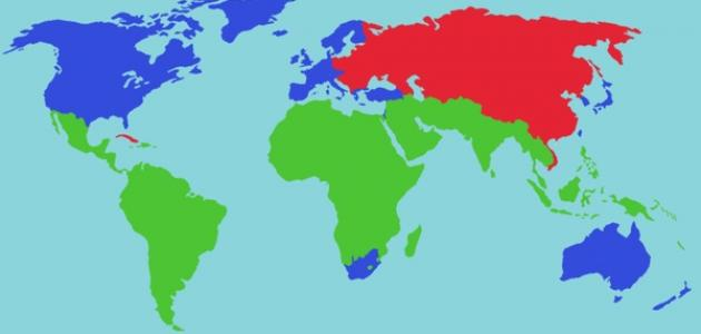 صورة جديد دول العالم الأول