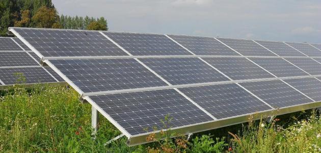 صورة جديد فكرة عمل الخلايا الشمسية
