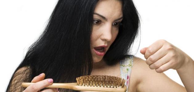 صورة جديد أسباب تساقط الشعر عند النساء وعلاجه