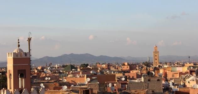 صورة جديد بماذا تتميز مدينة مراكش
