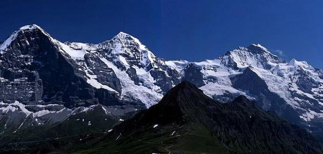 صورة جديد كم عدد الدول التي تغطيها جبال الألب