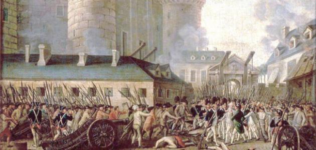 صورة جديد أسباب قيام الثورة الفرنسية