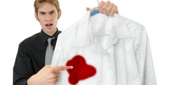 صورة جديد كيفية إزالة الصبغ من الملابس