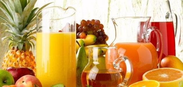 صورة جديد 15 وصفة عصير صحية و لذيذة
