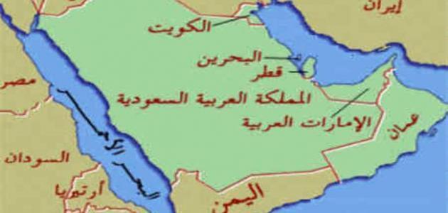 صورة جديد ما هي حدود دولة قطر
