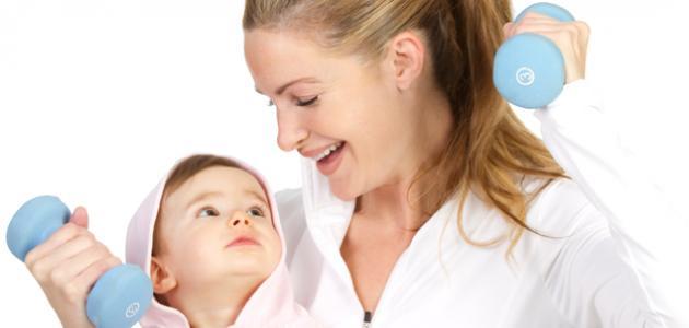 صورة جديد طرق تخفيف الوزن للمرضع